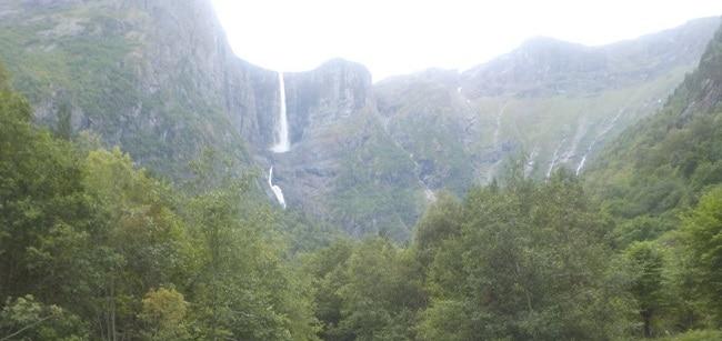 מפל Maldalsfossen
