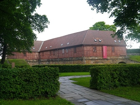 מוזיאון ההתנגדות הנורבגית - Norges Hjemmefrontmuseum - עותק