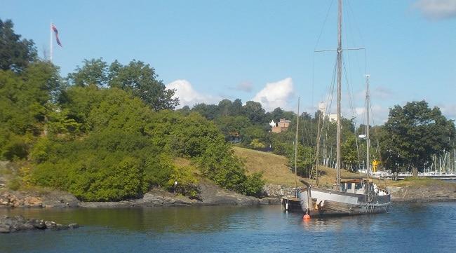 מעגן הסירות בחצי האי ביגדוי
