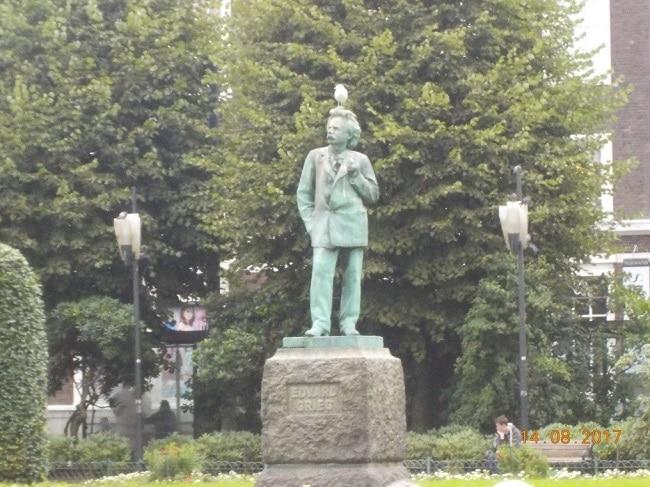 המלחין הלאומי אדוארד גריג
