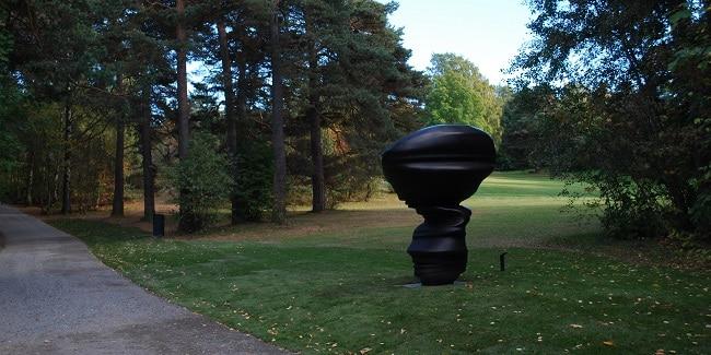 פסל בפארק הפסלים אקברג