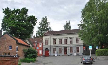 מוזיאון העבודה של אוסלו - Arbeidermuseet - עותק