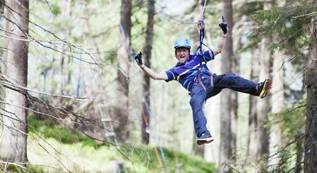 פארק הקיץ של אוסלו- Oslo Sommerpark - עותק