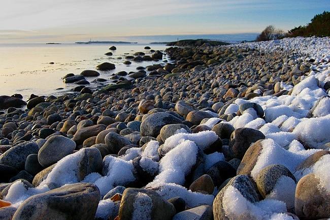 חוף מוגן בארנדאל, טיול בנורבגיה