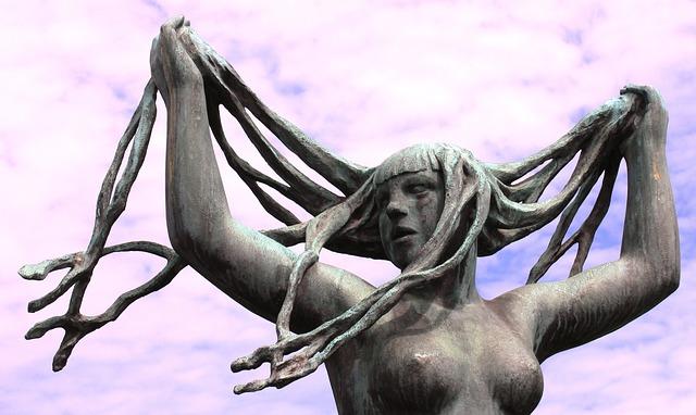 פארק הפסלים של ויגלנד - אחד מאתרי החובה בטיול יום באוסלו