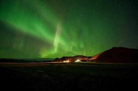 אורות הצפון - נורבגיה - עותק