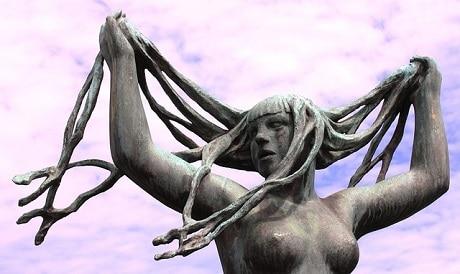 פארק הפסלים של ויגלנד - אחד מאתרי החובה בטיול יום באוסלו - עותק