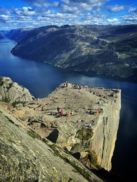 פיורד ליסה - Lysefjord - עותק