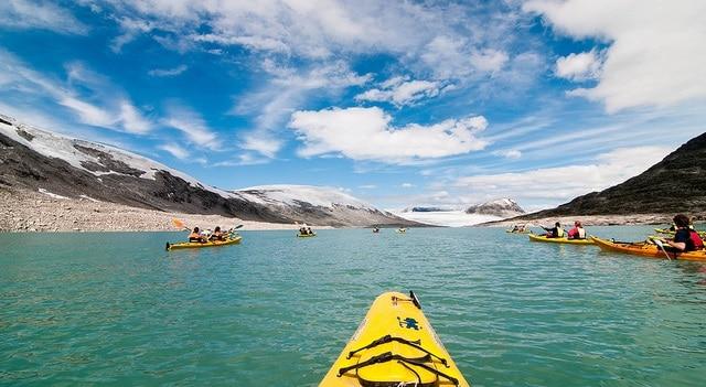 אגם Stynevatnet