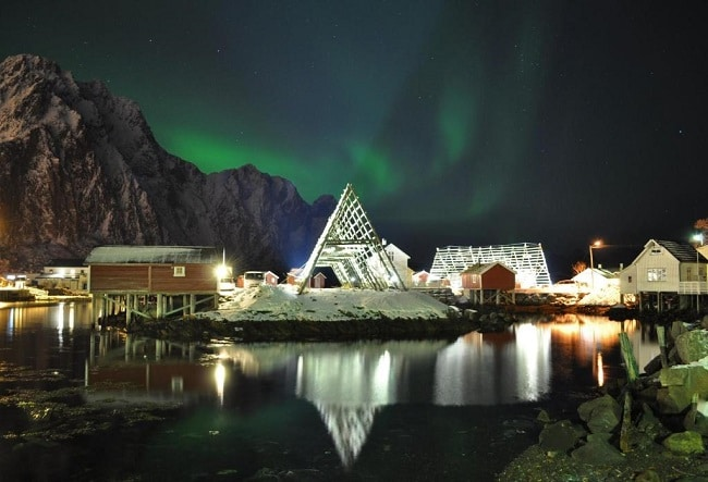 מלון Svinøya Rorbuer