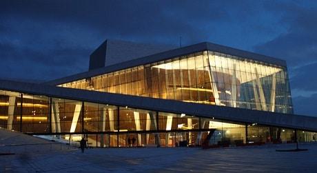בית האופרה של אוסלו