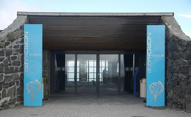 מרכז המבקרים North Cape Hall