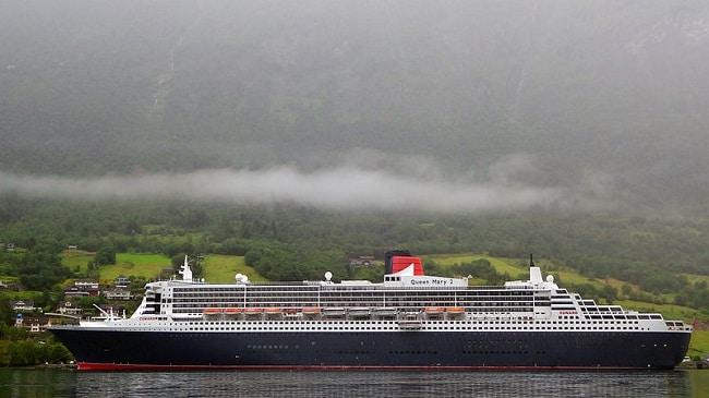 ספינת הקרוזים Queen Mary 2