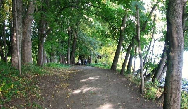 מסלול ההליכה Ladestien